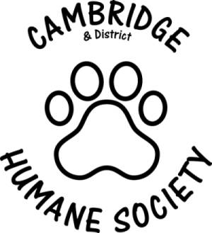 Cambridge & District Humane Society Logo